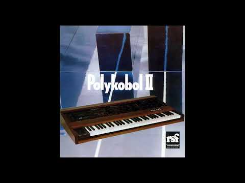 RSF Polykobol II story & synthesizer demo records 1983