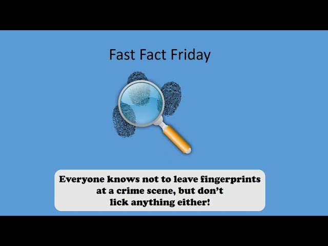 Fast Facts! 7/2/2021