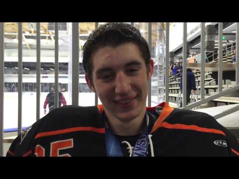 Tommy Spero made 27 saves for Mamaroneck.