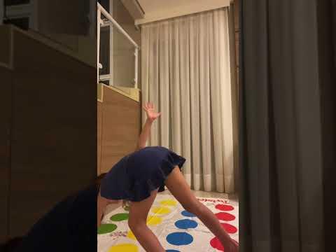 Quem Quer Jogar Twister Comigo?