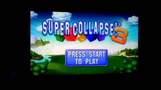 Playstation vita Super Collapse 3 save data exploit