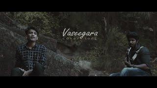 Vaseegara | cover song |Jishnu Balan ,Arjun Suresh & Js Gokul |