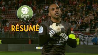 Valenciennes FC - AS Béziers ( 5-6 ) - Résumé - (VAFC - ASB) / 2018-19