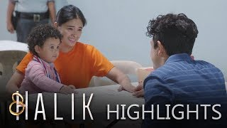 Lino and baby CJ visit Jade at jail | Halik (With Eng Subs)