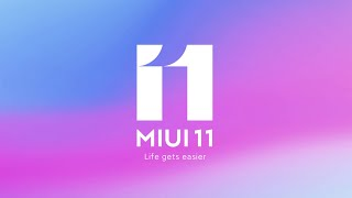 #MIUI11 | 27 Devices | 47 Days | #Xiaomi