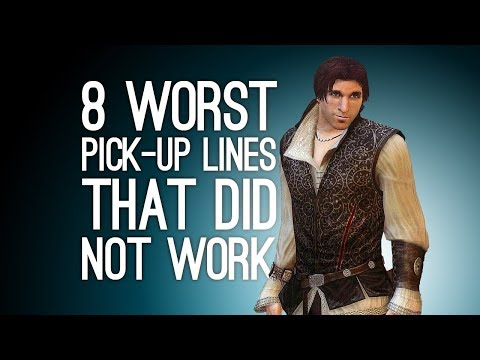 8 Worst Pick-Up Lines That Didn't Work and Probably Never Will