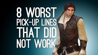 8 Worst Pick-Up Lines That Didn