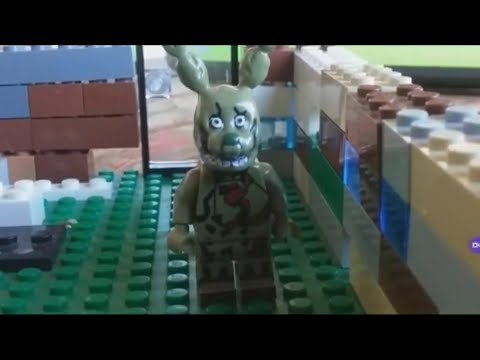 Five Nights At Freddys Lego The Fourth Closet (Chapter 1) DIRECTERS CUT
