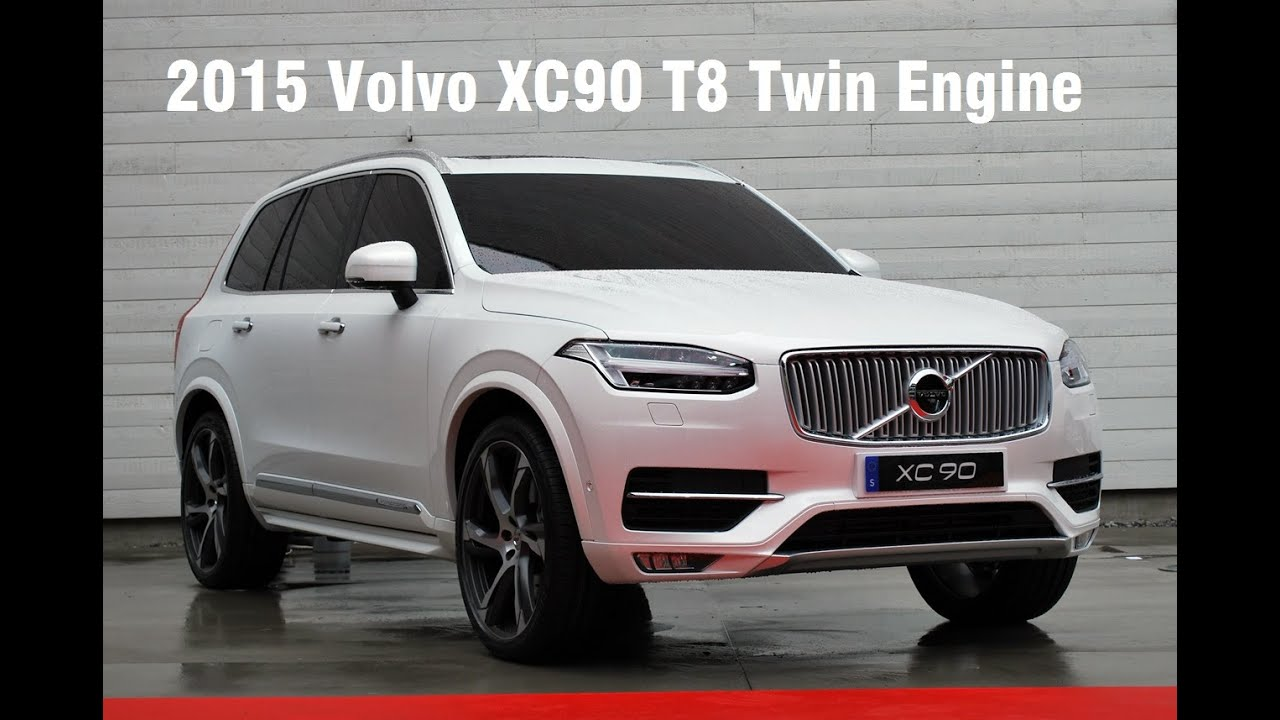 2015 Volvo XC90 T8 Twin Engine (Top Speed, Review) - YouTube