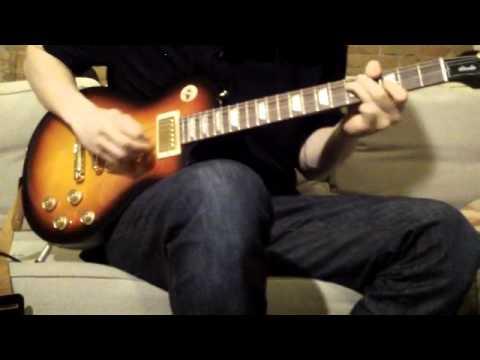 Jethro Tull - Aqualung (Solo Cover)