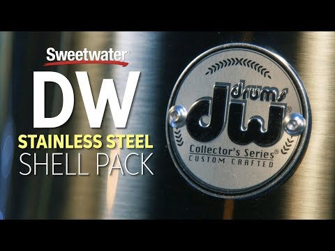 DW Collector's Series Stainless Steel Shell Pack Review