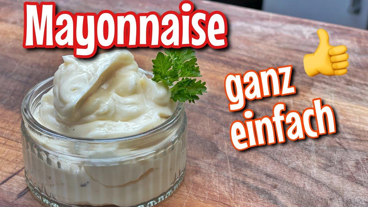 Mayonnaise ganz einfach selber machen - Westmünsterland BBQ