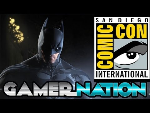 COMIC CON ROUND UP (Gamer Nation)
