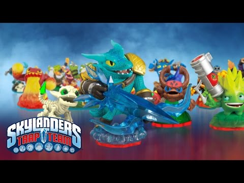 Official Skylanders Trap Team: Overview l Skylanders Trap Team l Skylanders