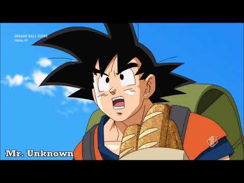 L'aura di Goku va fuori controllo