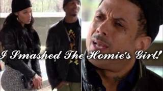 Benzino finally addmitted 2 smashing Joseline Hernandez on his new song SMASH THE HOMIE (ANIMAL)