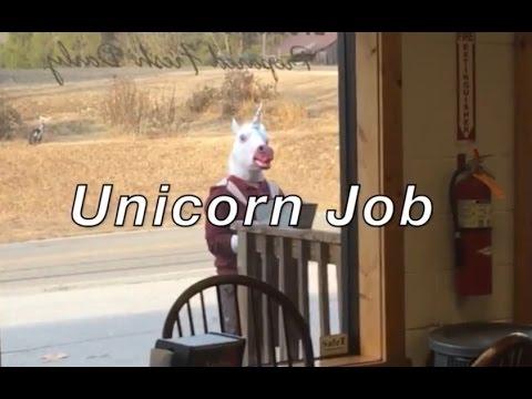 The Unicorn Job   Clayton Bradley Academy's 1st Place Film Contest 2016 Winner