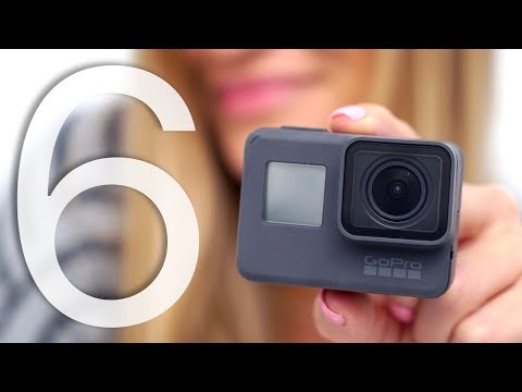 GoPro Hero 6 CHDHX-601 Review Videos