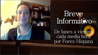 Breve Informativo - Noticias Forex del 13 de Diciembre 2018