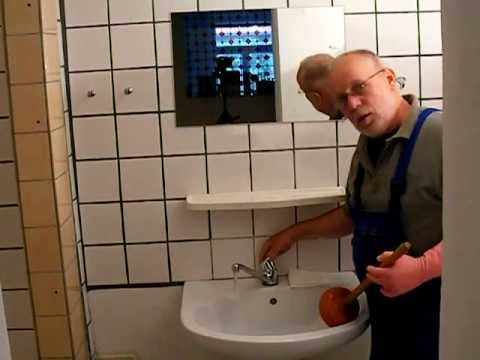 anleitung siphon demontieren reinigen montieren. Black Bedroom Furniture Sets. Home Design Ideas