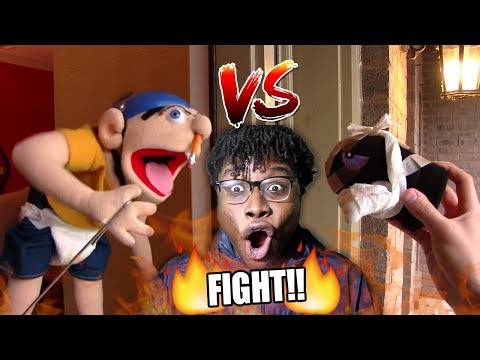 JEFFY VS HIS BULLY REMATCH!  SML Movie: Jeffy Gets Expelled Reaction!
