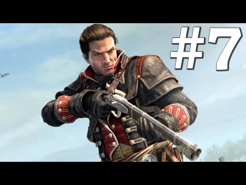 Assassin's Creed Rogue The Color of Right PC Walkthrough Part 7 Ultra GTX970