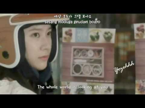 Krystal (f(x)) - All Of A Sudden (울컥) FMV (My Lovely Girl OST)[ENGSUB + Romanization + Hangul]