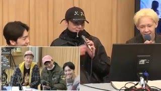 """[SBS]두시탈출컬투쇼,위너 남태현, """"'배우학교', 감정의 끝을 경험…잘 하고 싶다"""""""