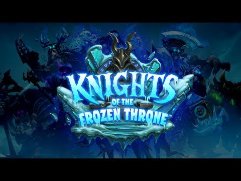 Knights of the Frozen Throne - Card Review #0 w/ Trump - Featuring Deathstalker Rexxar!
