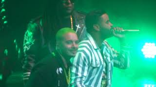 J.balvin Zion Lennox NO ES JUSTO - Miami Arlines Arena - Florida - USA - Oct-28-2018.mp3