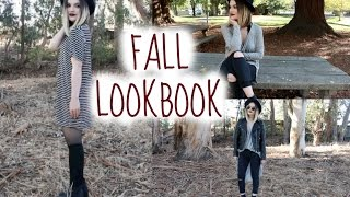 Fall Lookbook🍂🍁 Thumbnail