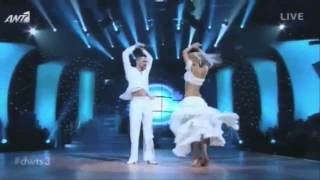 Laoura Narges | Dancing with the stars | Evanescence   Bring Me To Life