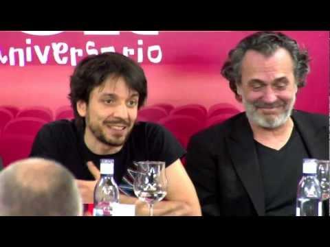 Festival de Malaga 2012 Hugo Silva y Jose Coronado en 5 min   El Cuerpo   Fundido a negro 73tv