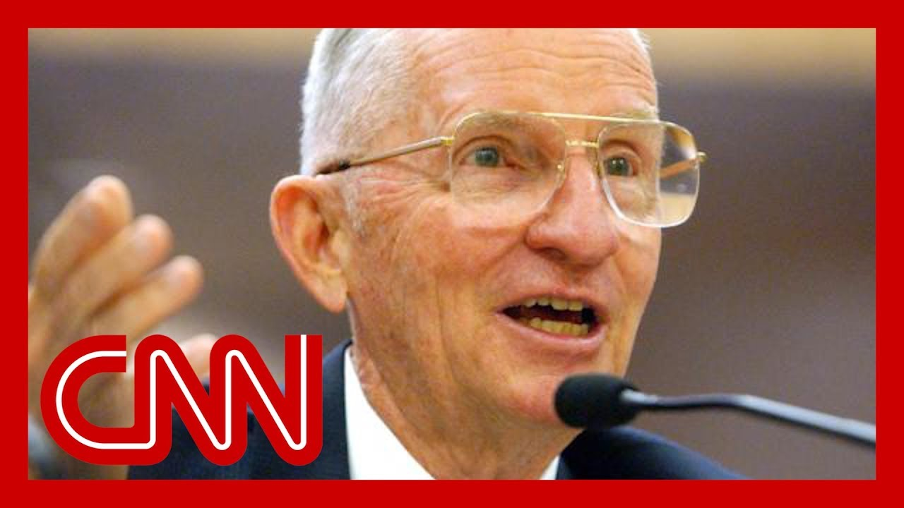 Billionaire and former presidential candidate Ross Perot dies at 89