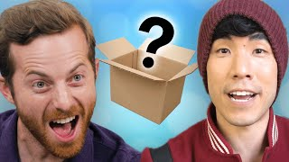 The Try Guys Surprise Ned With Mystery Gifts For Daddy