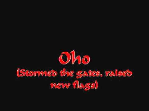 Rise Against - A Gentlemen's Coup (LYRICS) New Album: Endgame