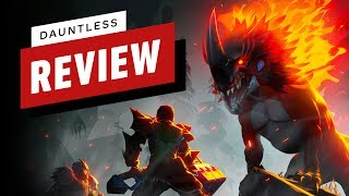 Dauntless Review (Video Game Video Review)