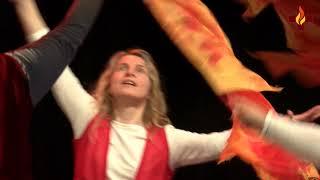 IHK 2019 - Prófétai tánc (Új Jeruzsálem Közösség)