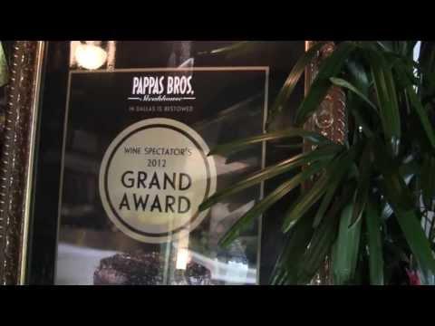 DFW Restaurant Week-Pappas Bros Steakhouse