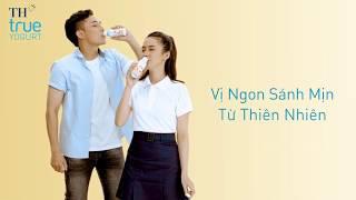 Sữa chua Sệt TH true YOGURT - Vị ngon sánh mịn từ thiên nhiên