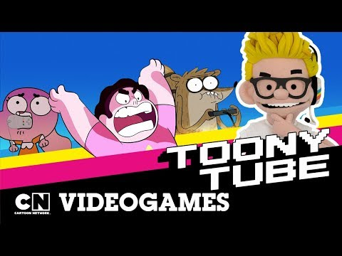Toony Tube | Videogames | Cartoon Network UK