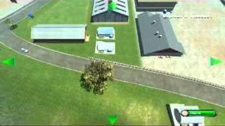 Gameplay Farming simulator 2011 Platinum Edition