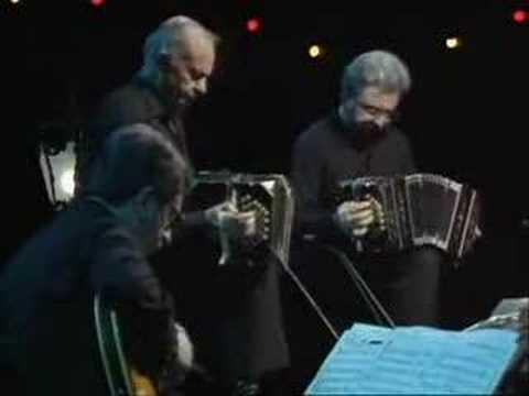 Tanguedia (bbc live 1989) - Astor Piazzolla