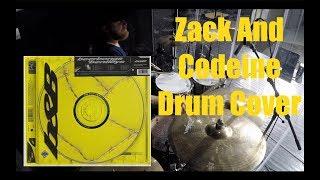 Zack and Codeine - Drum Cover - Post Malone