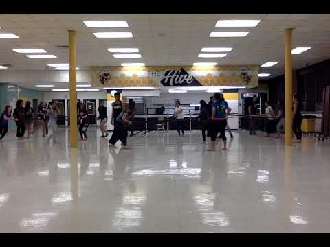 Tinikling Hinsdale South High School Practice 2018