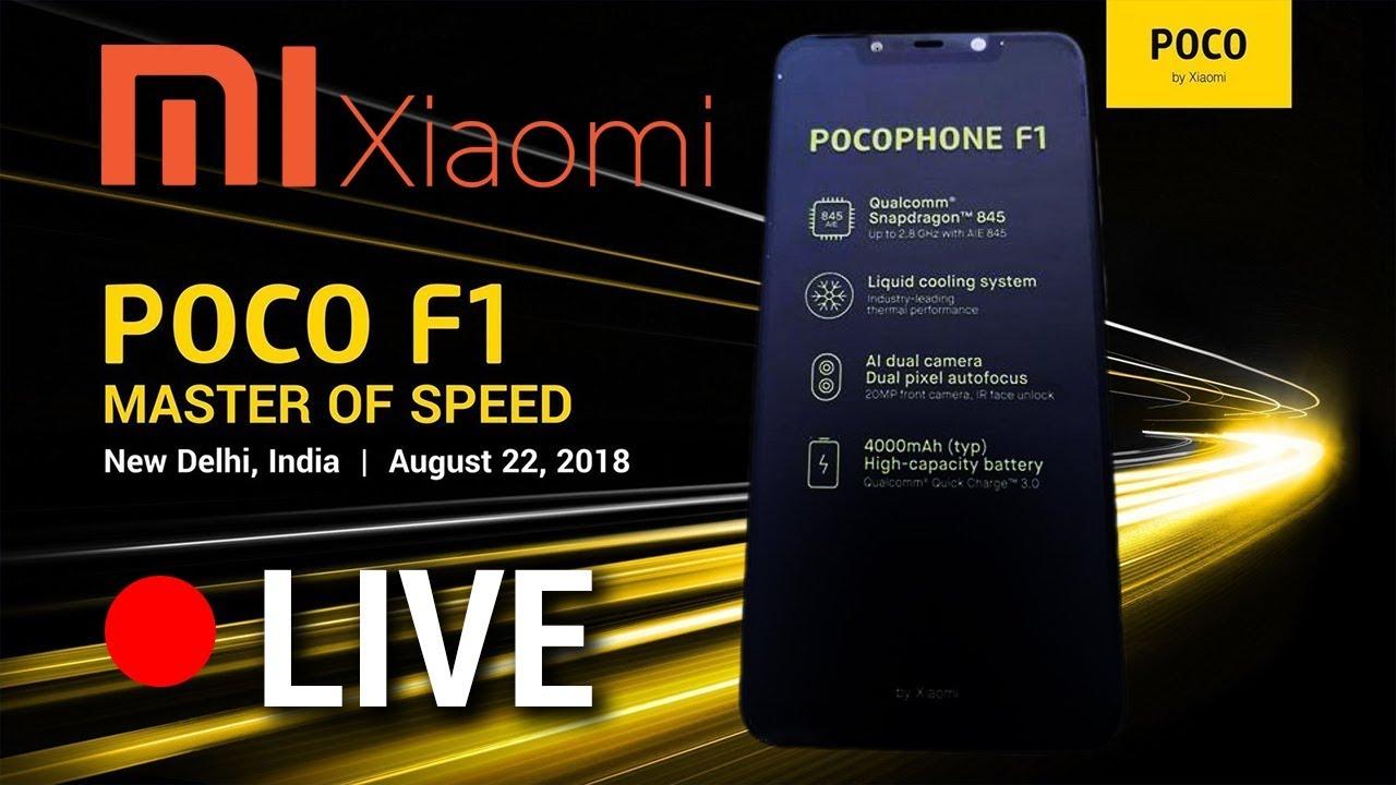 poco F1 Live - cinemapichollu