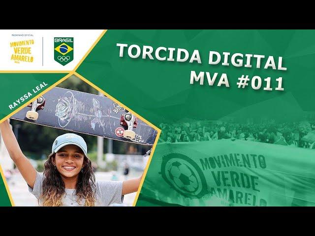 Torcida Digital MVA #011 - Tóquio 2020 - Final do Skate Feminino e Estreia do Brasil no Badminton