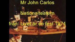Mr. John Carlos