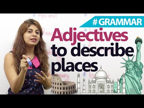 english-conversation-lesson-–-adjectives-to-describe-places-(learn-english-with-subtitles)
