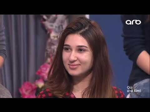 Qız ana kimi 07 12 2016   ARB TV